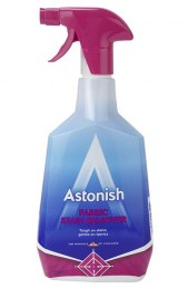Пятновыводитель Astonish Fabric Stain Remover 750 мл.