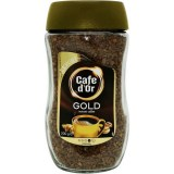 Кофе растворимый Cafe d'Or Gold 200 г.