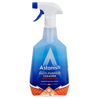 Astonish Multi-Purpose Cleaner with bleach